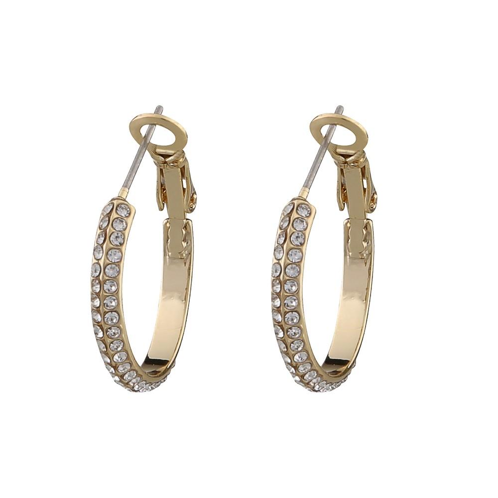 Gwen Small Ring Earring