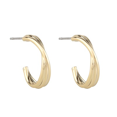 Helena Oval Earring