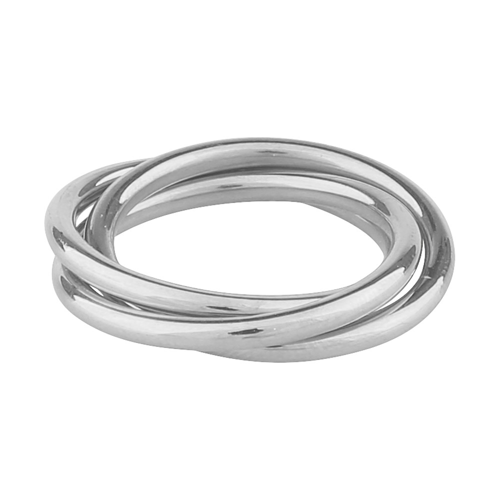 Helena Triple Ring
