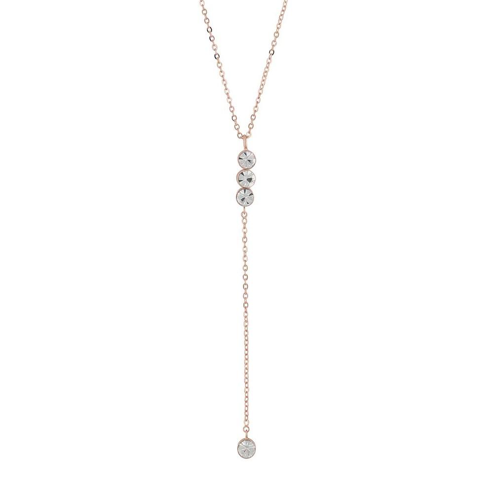 Josephine Long Pendant Necklace