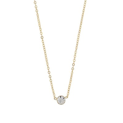 Josephine Small Pendant Necklace