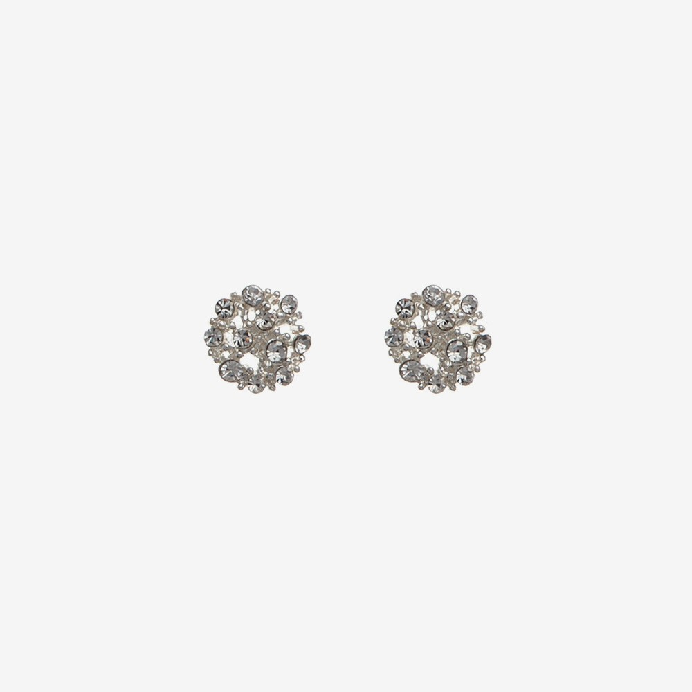 Monroe Small Stone Earring