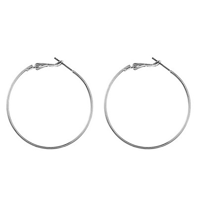 Mystic Big Ring Earring