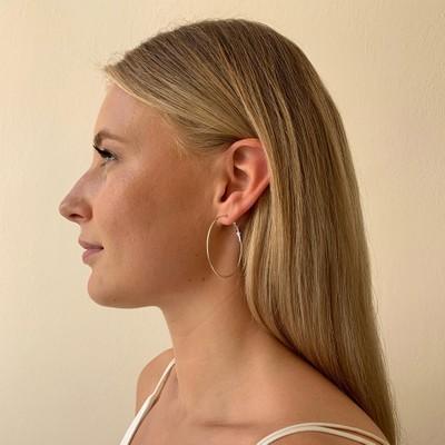 Mystic Big Ring Earring