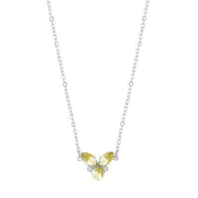 Luisa Small Pendant Necklace