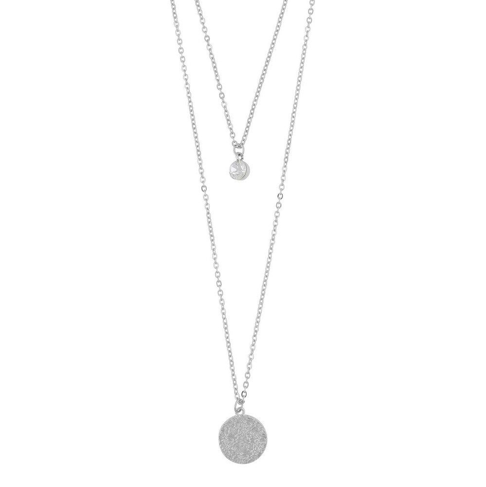 Penny Coin Double Necklace