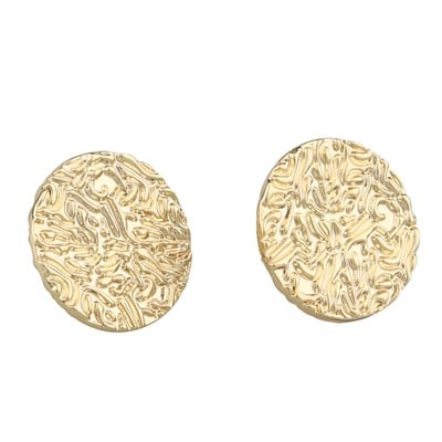 Penny Coin Earring