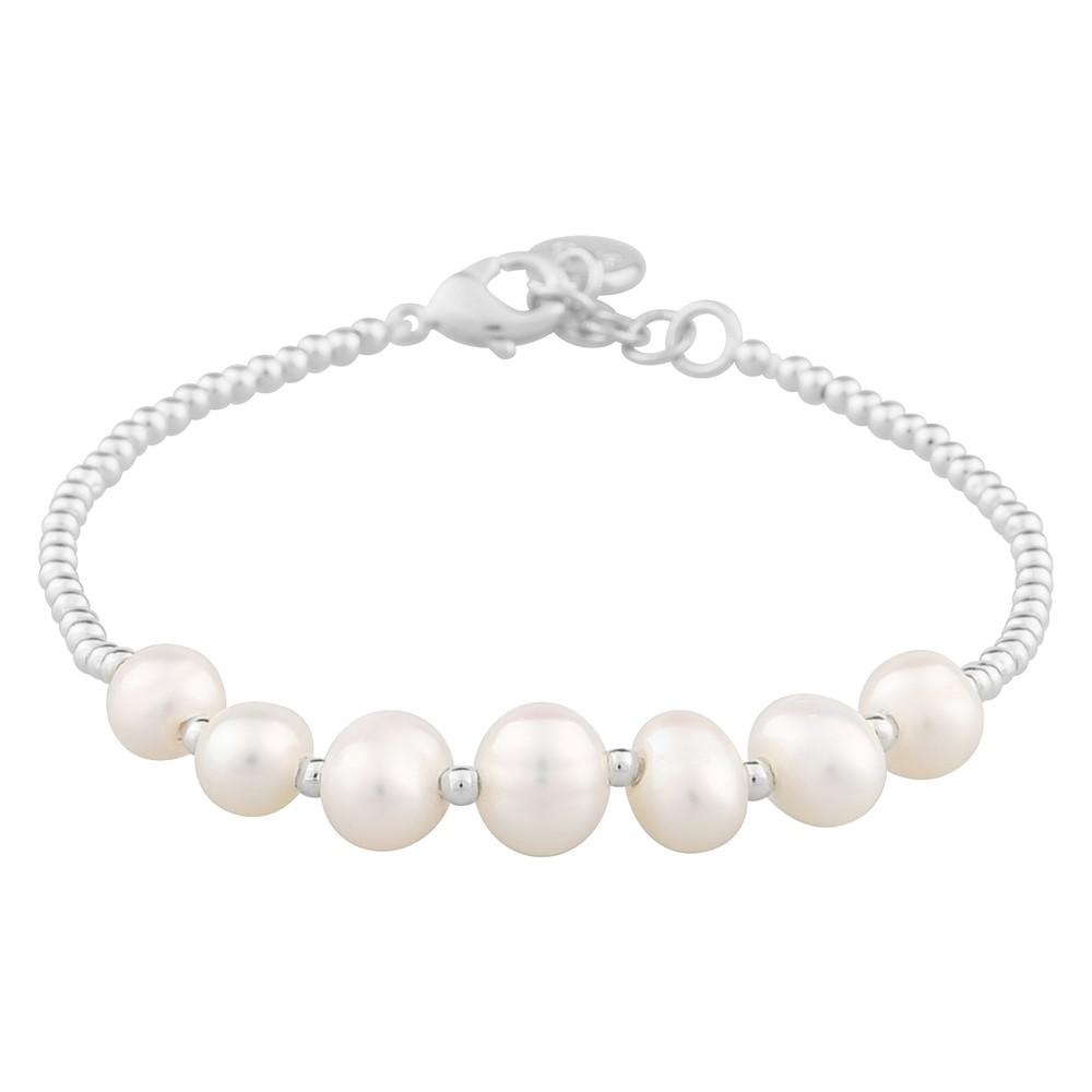 Penny Pearl Bracelet