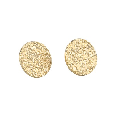Penny Small Coin Earring