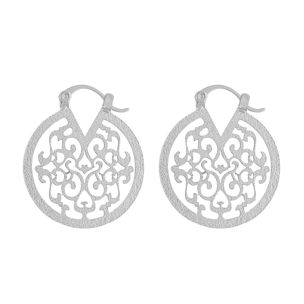 Rimii Round Earring