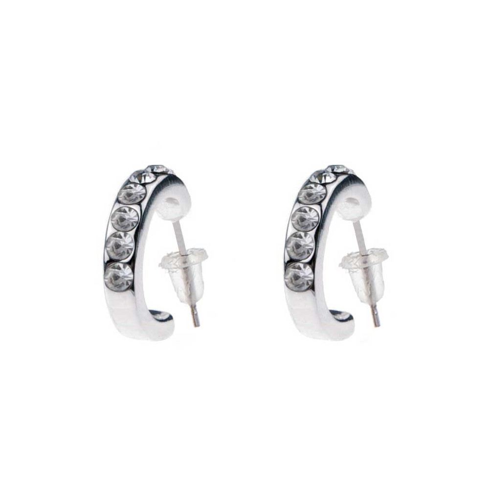 Riva Small Oval Earring