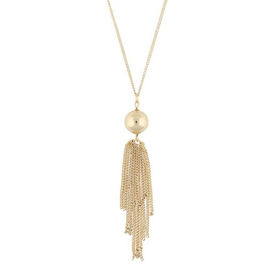 Rimii Tassel Necklace