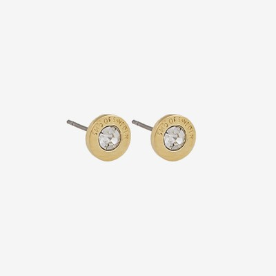 Sence Small Coin Earring