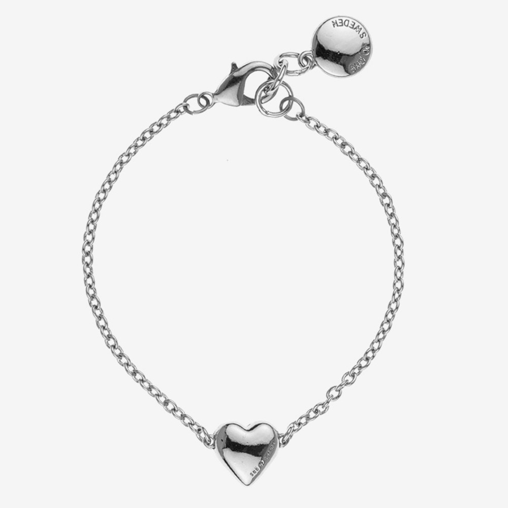 Small Card Chain Bracelet