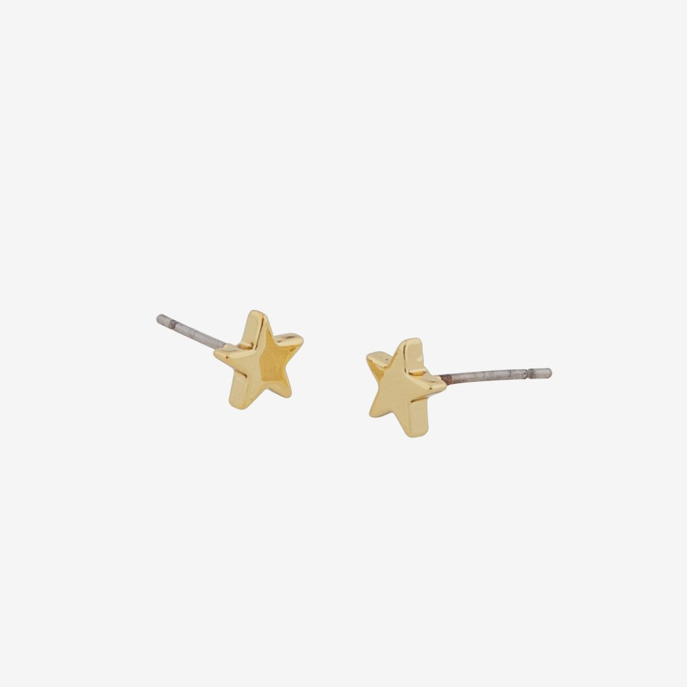 Small Star Small Earring