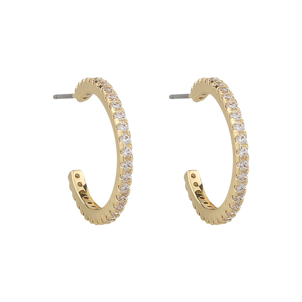 Clarissa Oval Earring