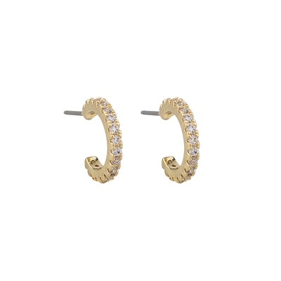 Clarissa Small Oval Earring
