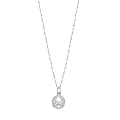 Clarissa Small Pendant Necklace