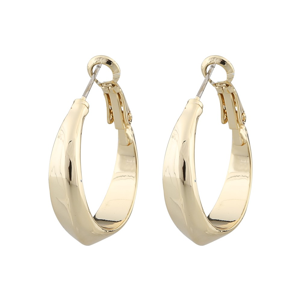 Hyde Oval Earring