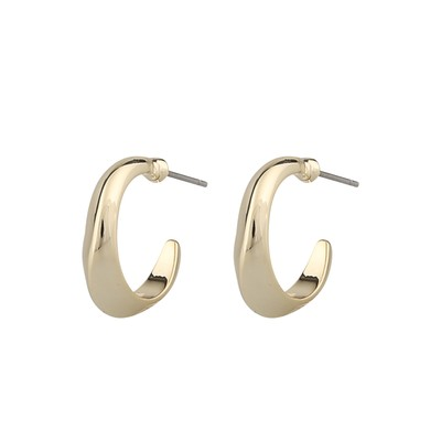 Hyde Small Oval Earring
