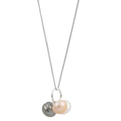 Isabella Big Pendant Necklace