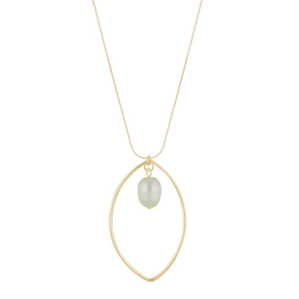 Isabella Drop Pendant Necklace