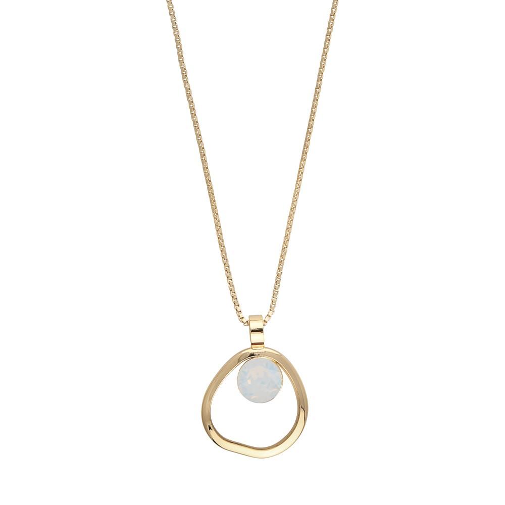 Liw Globe Pendant Necklace