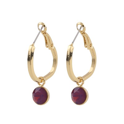 Liw Round Earring