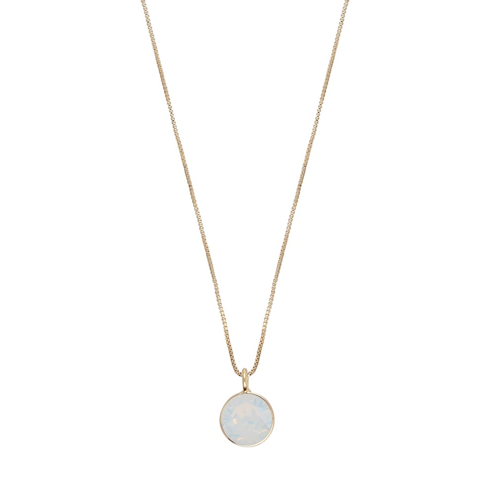 Liw Small Stone Necklace