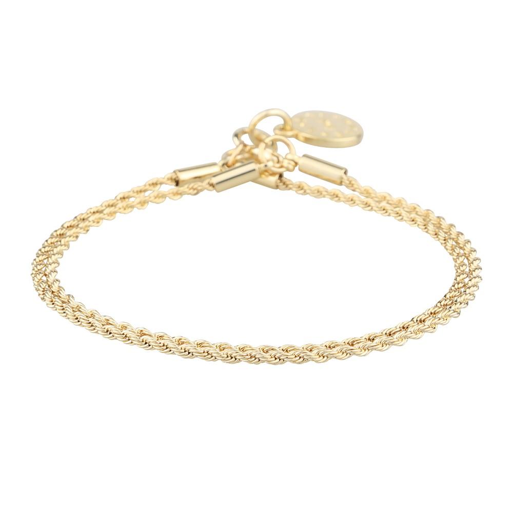 Madeleine Double Bracelet