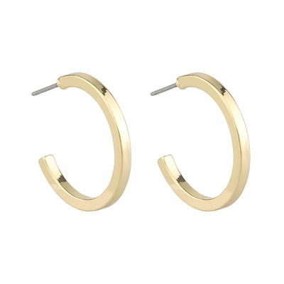 Madeleine Oval Earring
