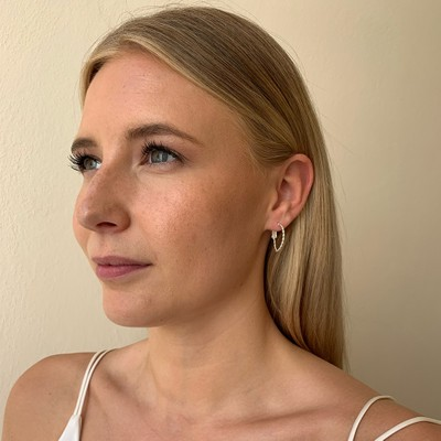 Madeleine Ring Earring
