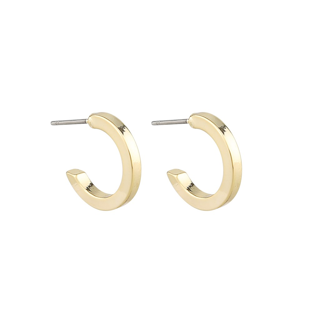 Madeleine Small Oval Earring