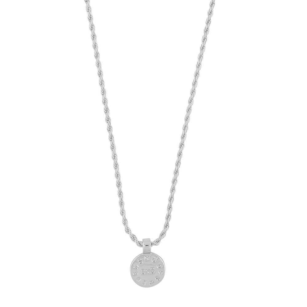Madeleine Small Pendant Necklace