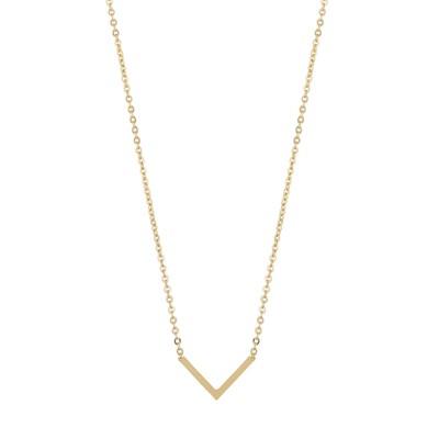 Path Mini Pendant Necklace