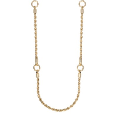 Turn Chain Necklace