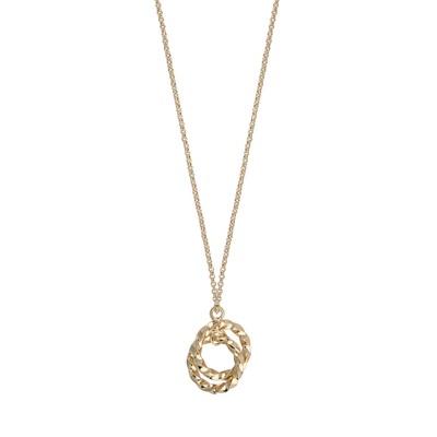 Turn Globe Pendant Necklace