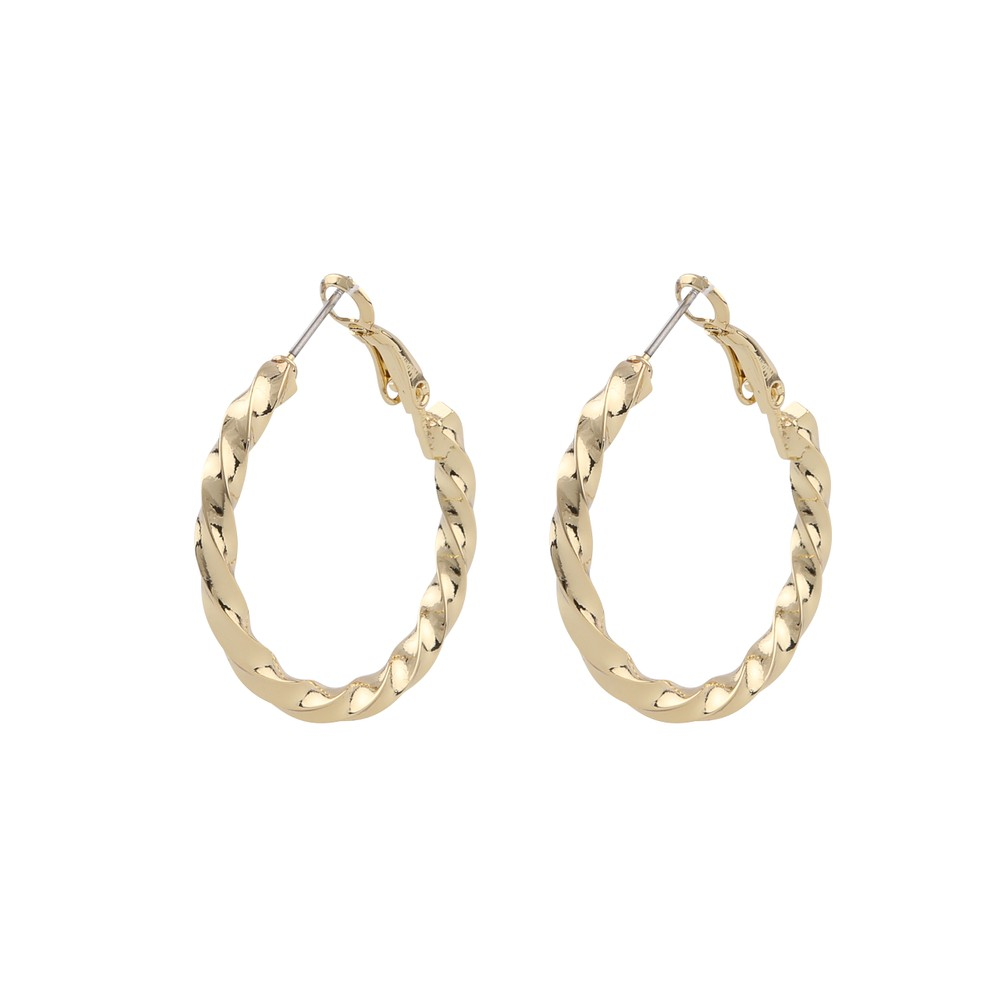 Turn Ring Earring