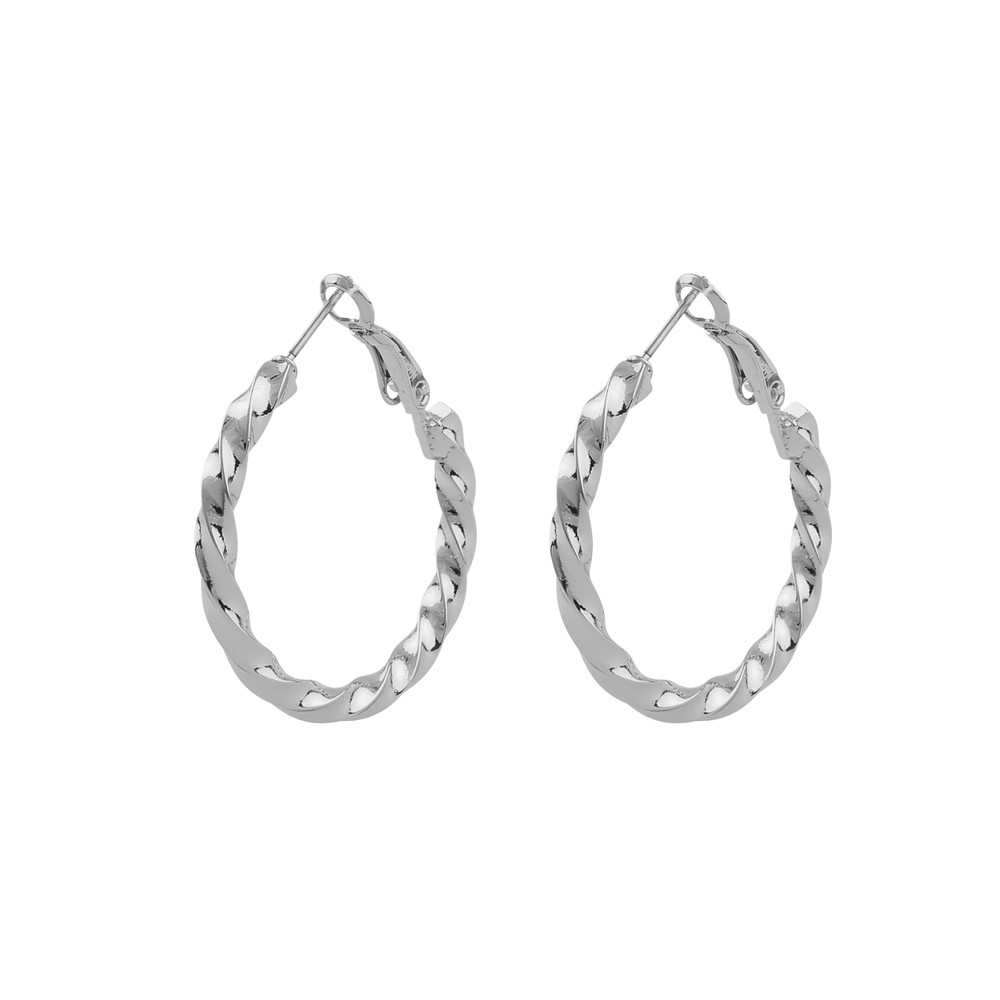 Turn Ring Earring