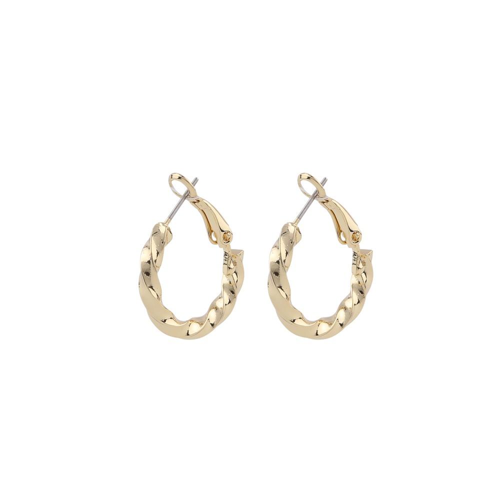 Turn Small Ring Earring