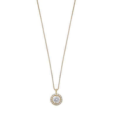 Lex Small Pendant Necklace