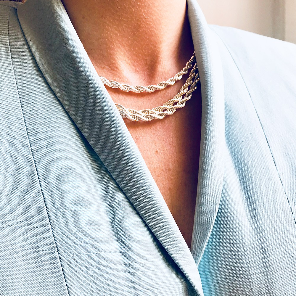 Chase True Big Necklace