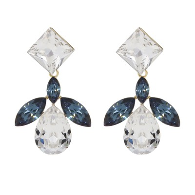 West Broadway Small Pendant Earring