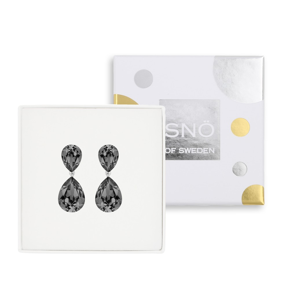 West Broadway Pendant Earring
