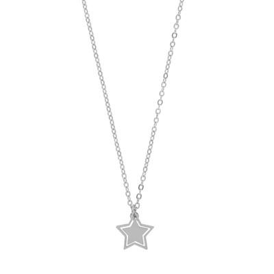 Steira Small Pendant Necklace