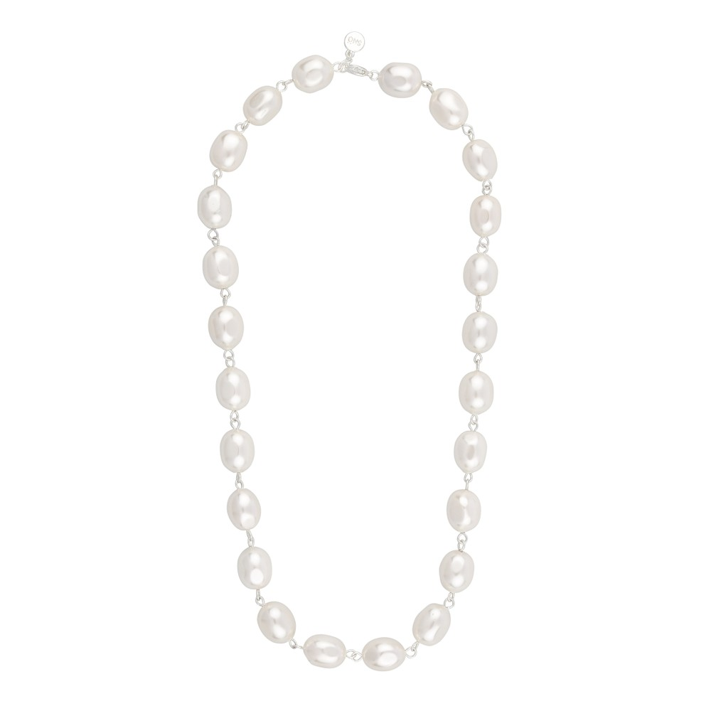 Muse Small Pearl Necklace
