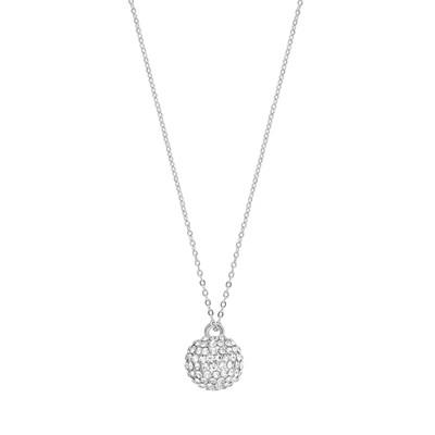 Zin Pendant Necklace