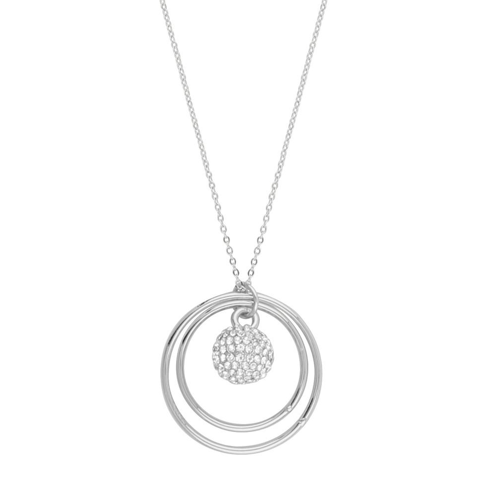 Zin Globe Pendant Necklace