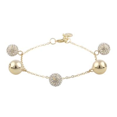 Zin Charm Bracelet