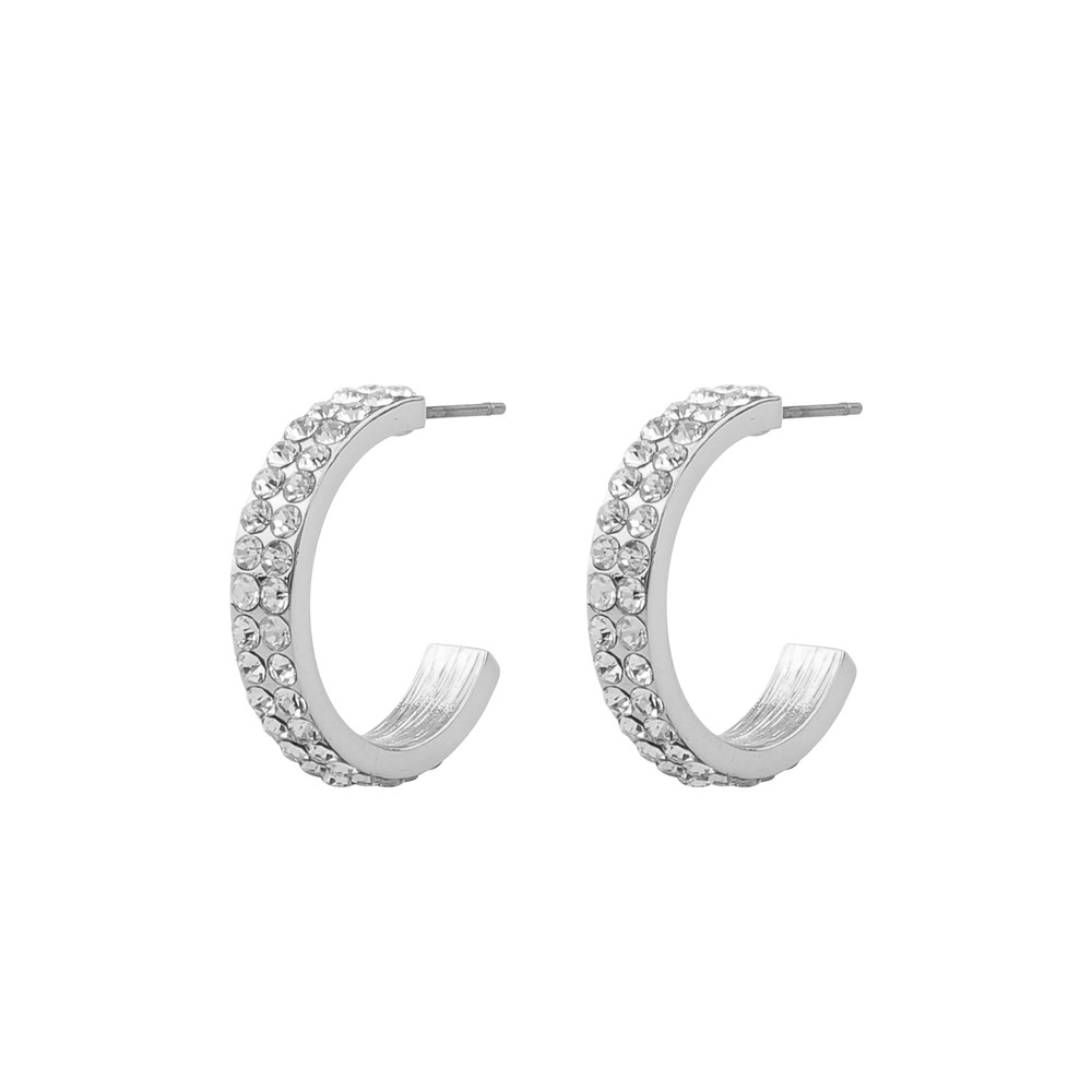 Zin Small Ring Earring